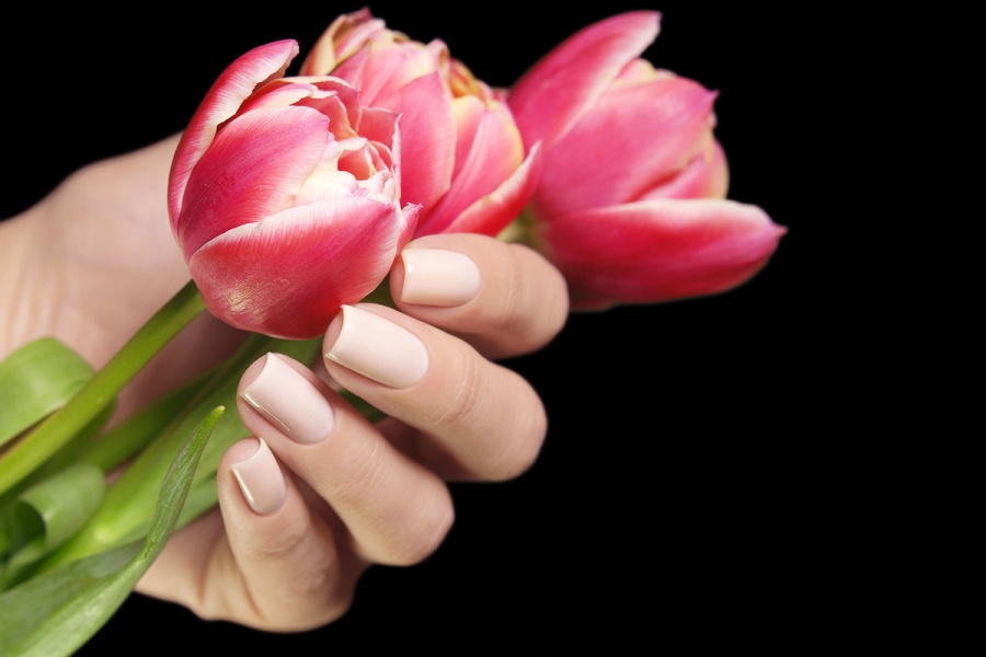 NailCare: Fedua Vernici Coral Pink и Water Rose