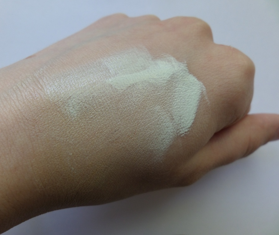 Beauty: Любимый тон на лето Lioele Dollish Veil Vita BB Cream №2 Natural Green