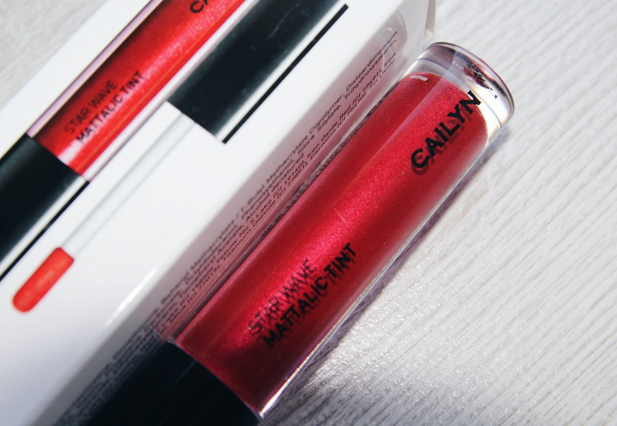 Beauty: Пер�ональный блог  MissDifferentA: Звездный тинт Cailyn Star Wave Mettalic Tint #6 Bellаtrix