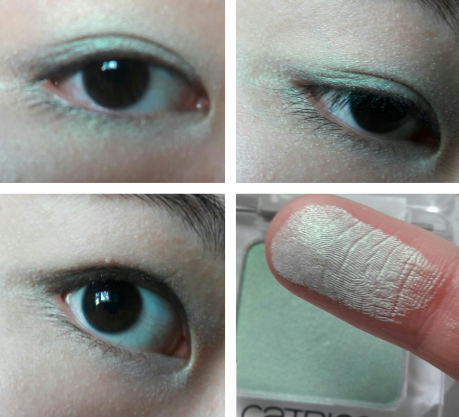 Beauty: Absolute Eye Colour Mono 910 MY MERMINT
