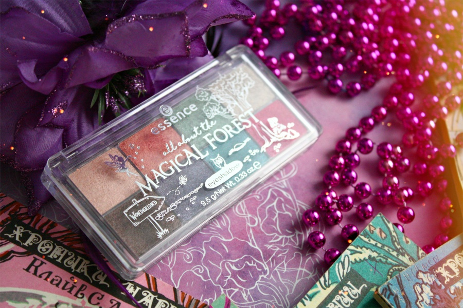 Beauty: Бюджетна� преле�ть All about the Magical Forest от Essence