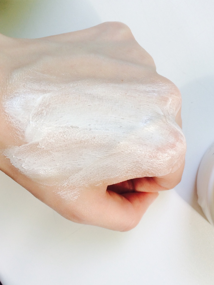 SkinCare: Near skin egg white pack