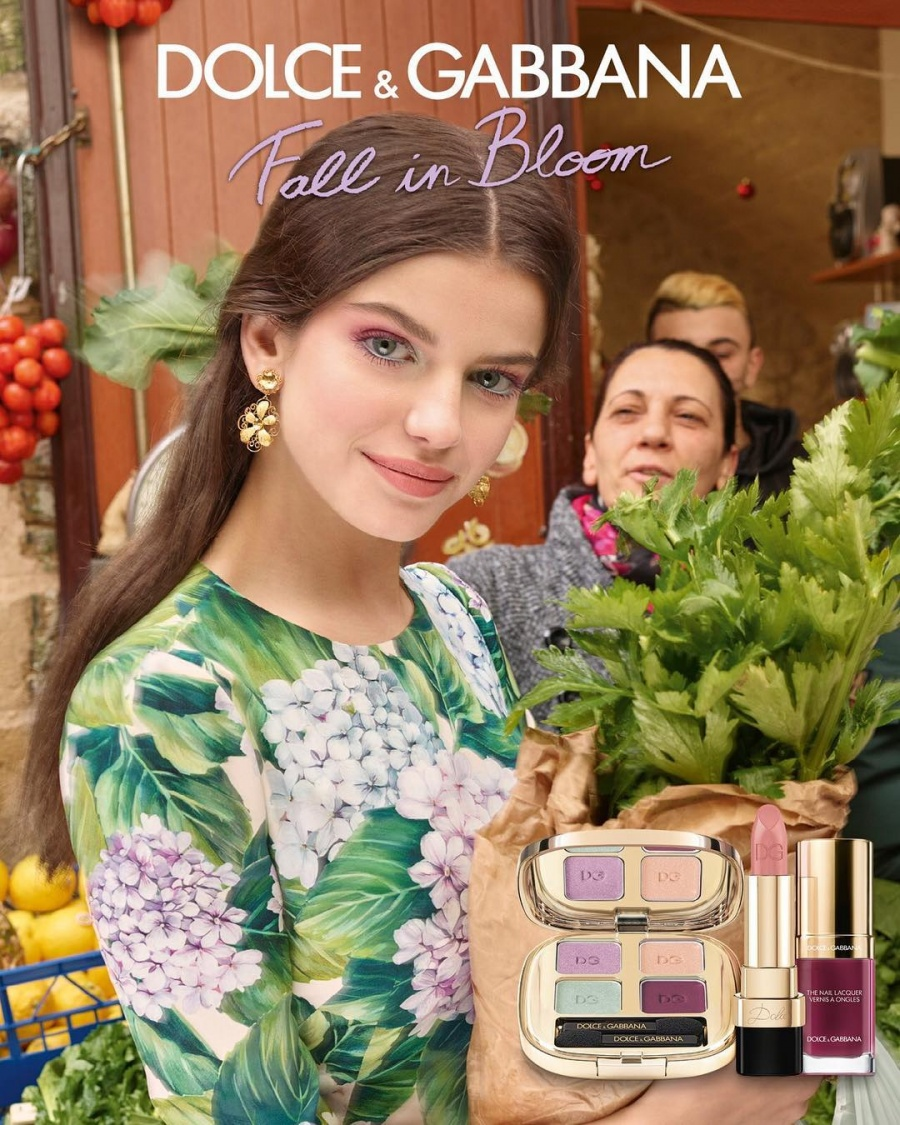 Releases & limited editions: Dolce & Gabbana Fall In Bloom Makeup Collection Fall 2017