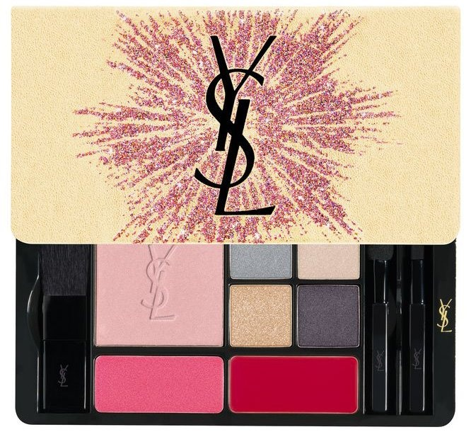Releases & limited editions: Блог  Mairam_Gamal: Рожде�твен�ка� коллекци� маки�жа  Yves Saint Laurent Dazzling Lights 2017