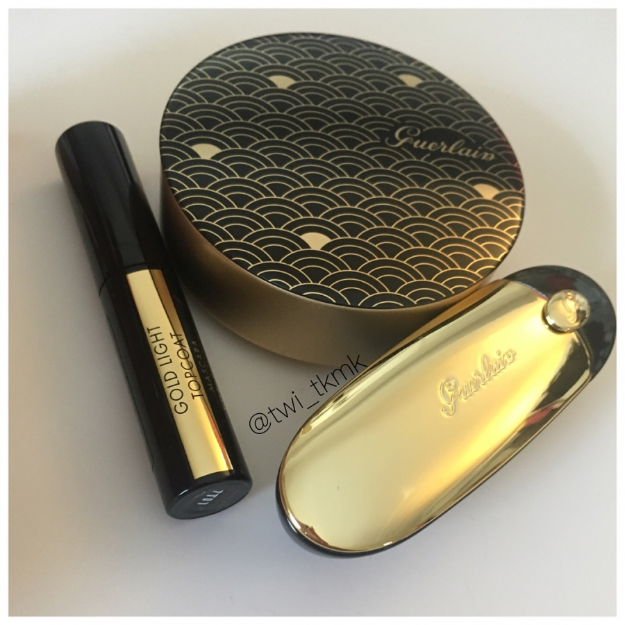 Releases & limited editions: Блог  Mairam_Gamal: Рожде�твен�ка� коллекци� маки�жа Guerlain Gold Ball Makeup Collection 2017