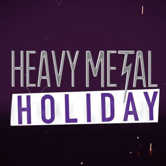 Releases & limited editions: Празднична� коллекци� маки�жа Heavy Metals Holiday от Urban Decay