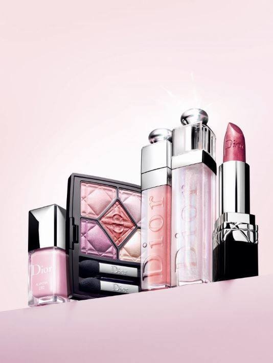 Releases & limited editions: �зиат�ка� ве�на Dior Snow Makeup Collection 2018