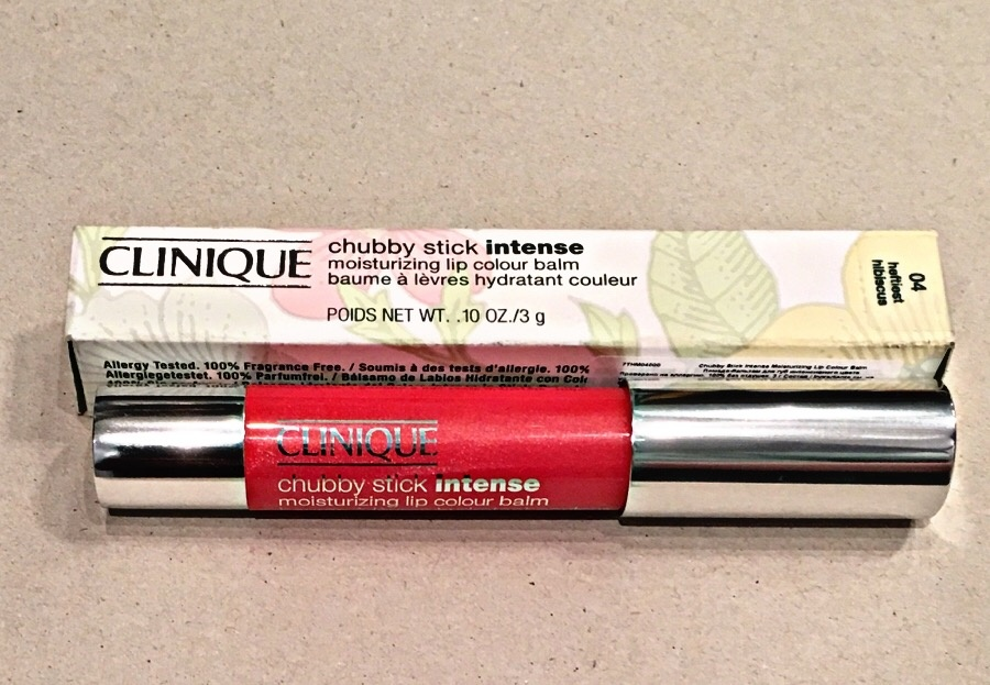 Блог  Vladlena: Beauty: Clinique Chubby stick intense moisturizing lip colour balm