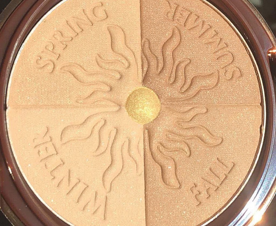 Блог  Vladlena: Beauty: Bronze Booster Season-to-Season Glow-Boosting Bronzer Physicians Formula
