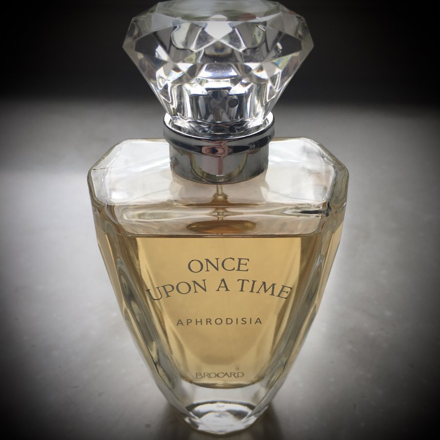Perfume: Beauty: Once upon a time Aphrodisia BROCARD