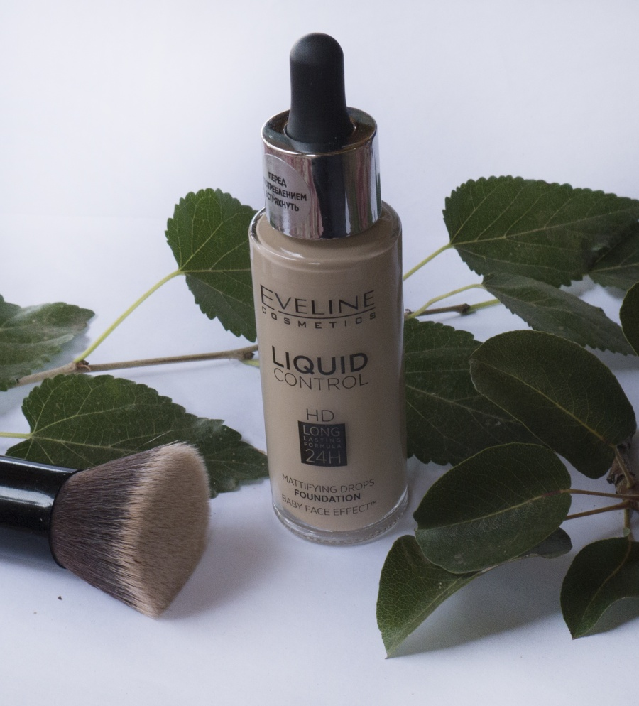 Beauty: Блог  Mandy_Lane: Тональна� о�нова Liquid Control Eveline Cosmetics
