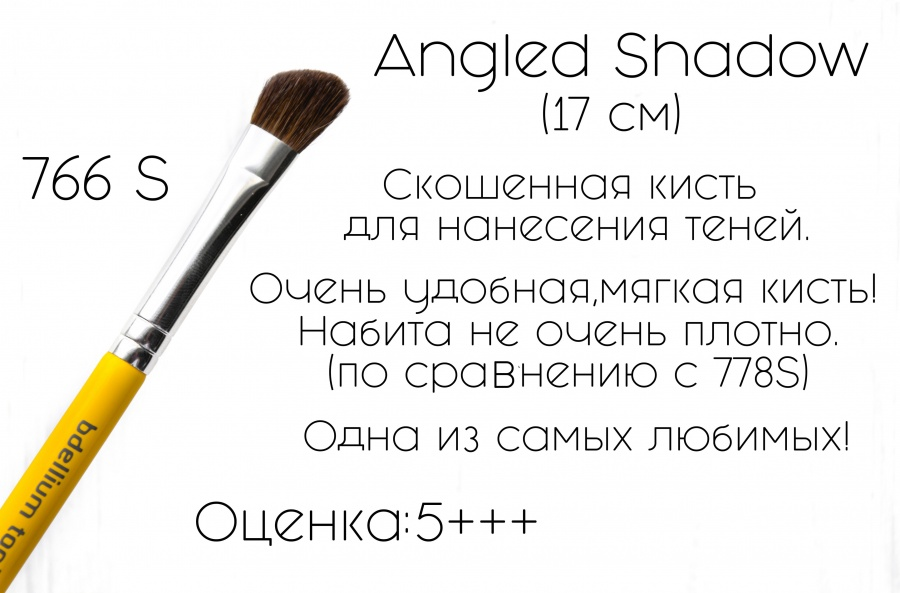 Beauty: Блог  Wonder_woman_kgd: Studio Eyes 12pc. Brush Set with Roll-up Pouch от Bdellium Tools