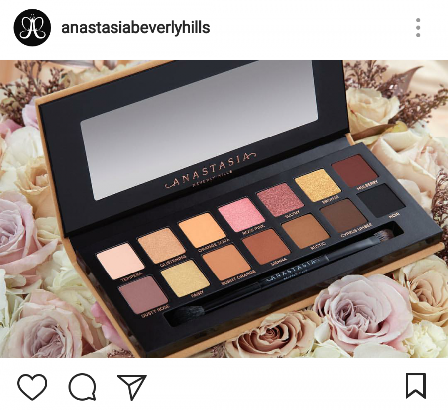 Releases & limited editions: Блог  Miuchik: �ова� палетка ABH Soft Glam